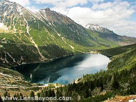 Lake Morskie Oko, Tatra Mountains