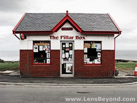 Post Office on the Isle of Arran