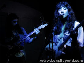 Widowspeak in Birmingham, UK