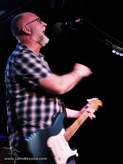 Photo of Bob Mould live at Manchester Academy 3, May 2013