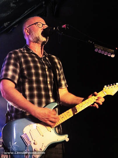 Bob Mould live at Manchester Academy 3, May 2013