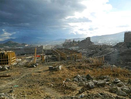 Restoration of Akhaltsikhe Castle begins