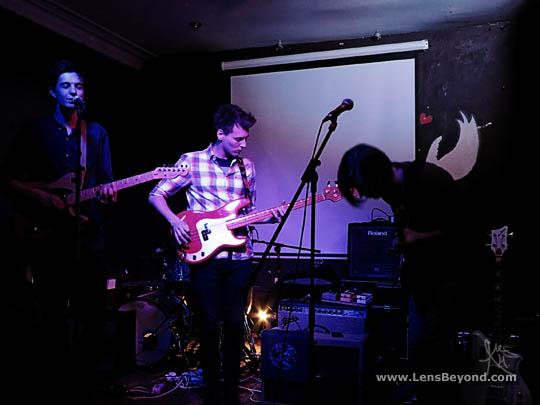 Photo of Hoopla Blue at The Victoria, Birmingham