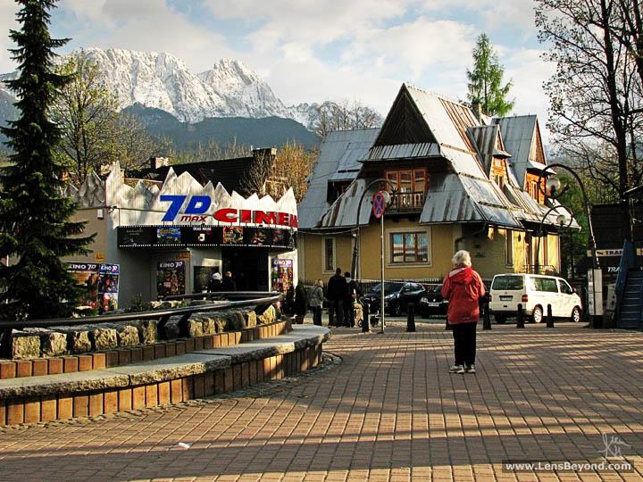 7D Max Cinema in Zakopane