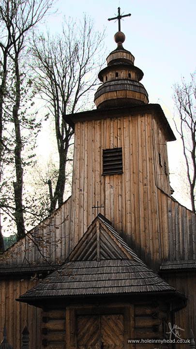St. Clement's wooden church, Zakopane