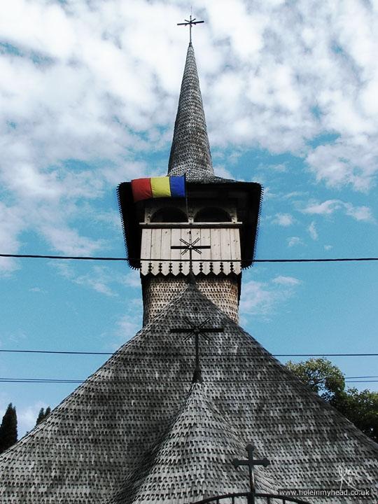 Church in Mihai Viteazul Street