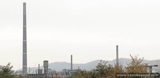 Sometra factory, Copsa Mica