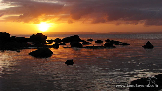 Sunrise, Isle of Arran