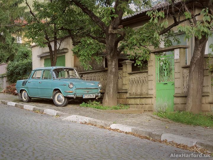 1960s Skoda 1000MB