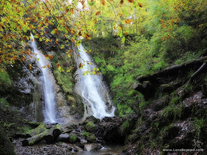 Photo of Grey Mare's Tail Waterfall, Snowdonia