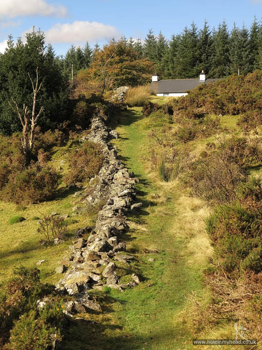 Pen-y-Gwaith cottage, Snowdonia